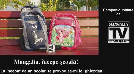 Mangalia, incepe scoala!
