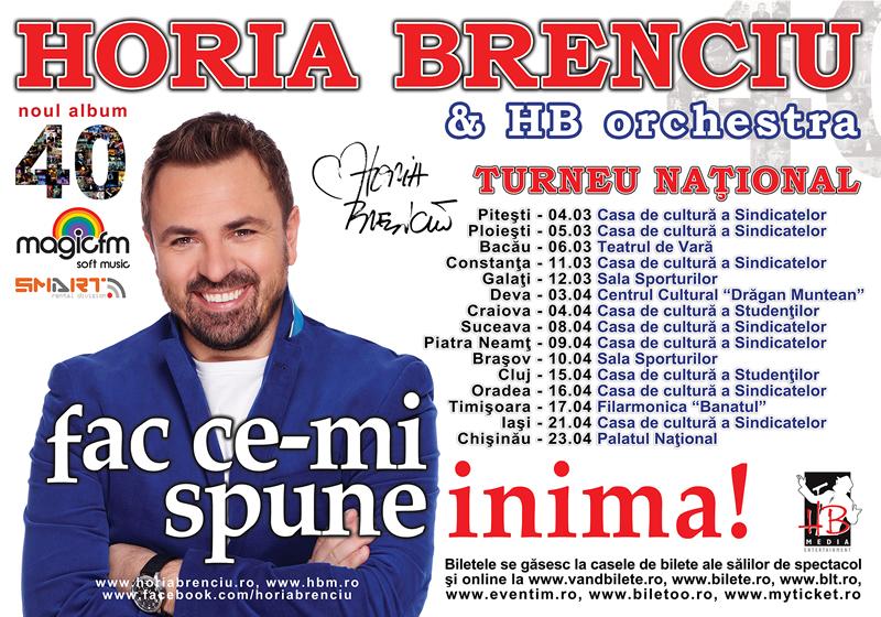 Horia Brenciu 2013