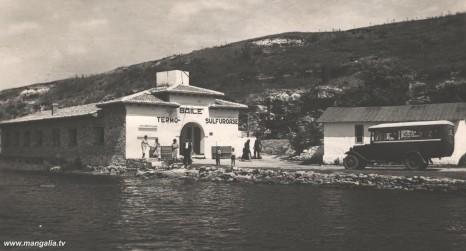 bai sulfuroase Mangalia 1928