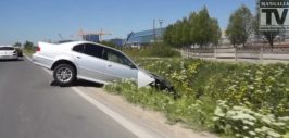 accident in localitatea 2 Mai Vama Veche