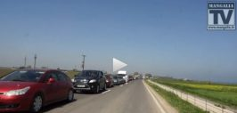 trafic blocat Vama Veche 2 Mai 2013