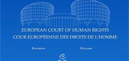 Curtea Europeana pentru Drepturile Omului