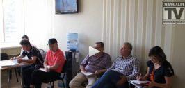 Sedinta de Consiliu Local Mangalia 2013