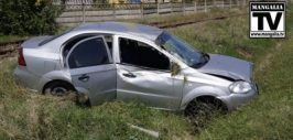 accident auto 2 Mai Litoral