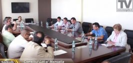 Consiliul Locala Mangalia sedinta