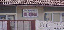 baia comunala Mangalia baraci