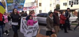 protest Mangalia gaze sist fracturare hidraulica