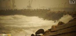 furtuna pe mare Mangalia