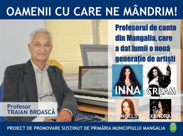 panou Traian Broasca