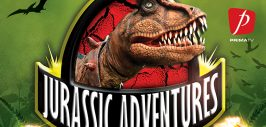Jurassic Adventures poster TURNEU