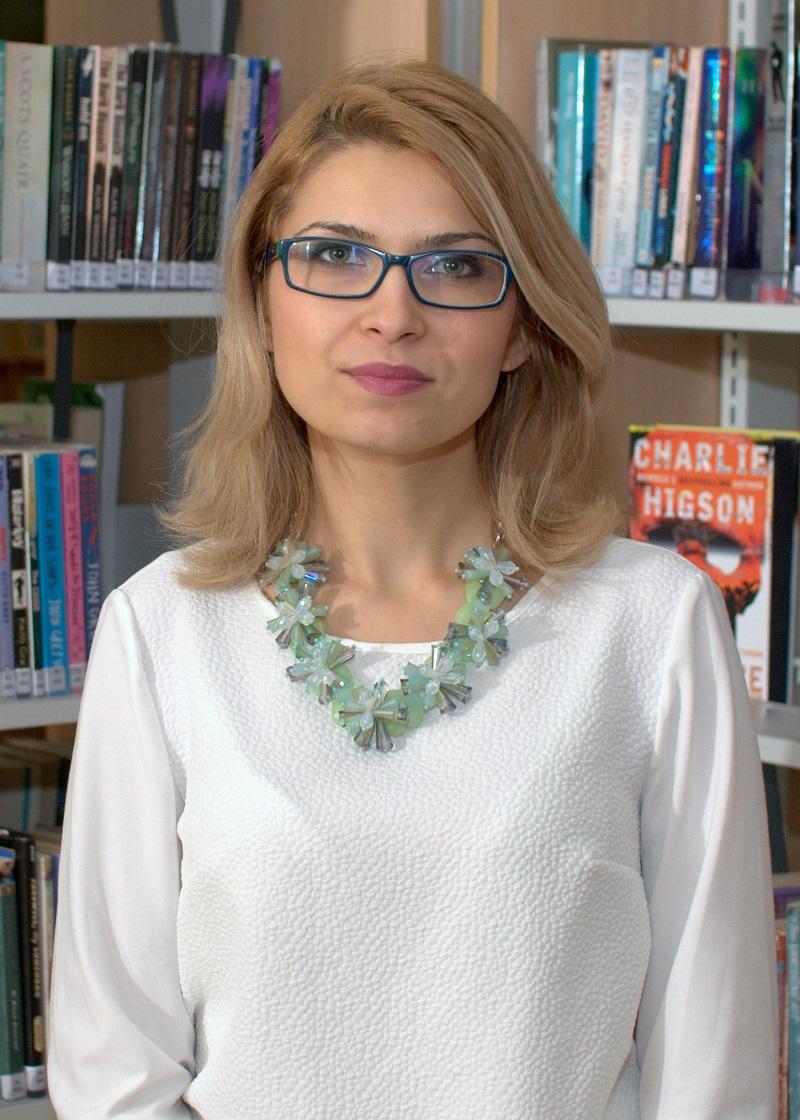 Livia Popescu - psiholog