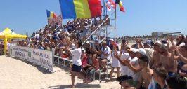 campionatul mondial de lupte pe plaja