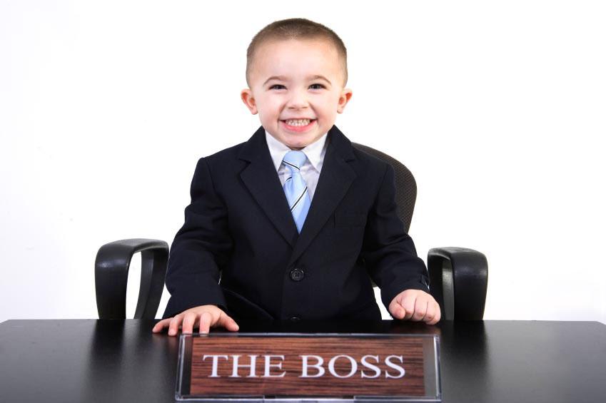 child-boss