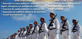 Afis Ziua Marinei