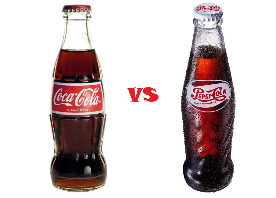 coca vs pepsi