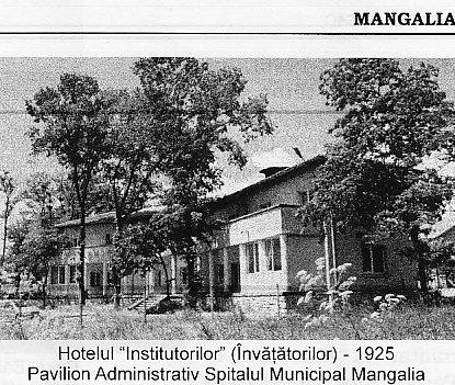 Mangalia de D.Isac