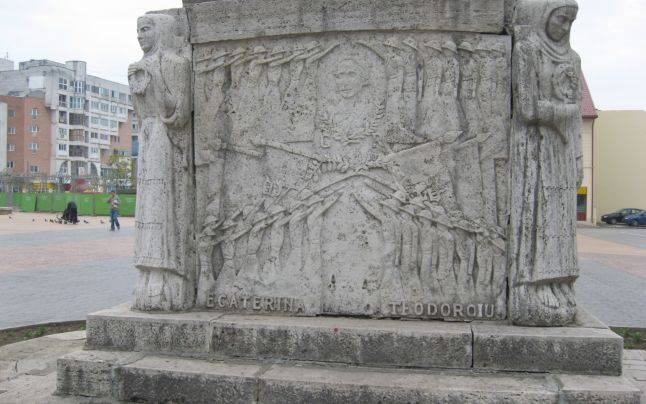 monument teodoroiu
